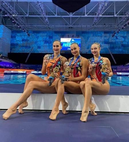 Αργυρά τα κορίτσια μας στο Πανευρωπαϊκό Πρωτάθλημα Υγρού Στίβου που διεξάγεται στη Βουδαπέστη!